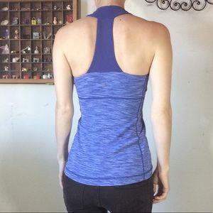 lululemon athletica Tops - Lululemon Size 4 Heather Purple Tank Top